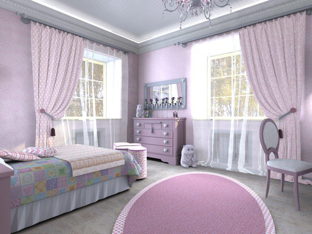 Комната для принцессы. Продолжение