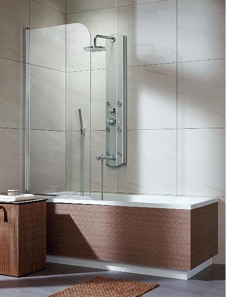Шторка на ванну: какую лучше выбрать?