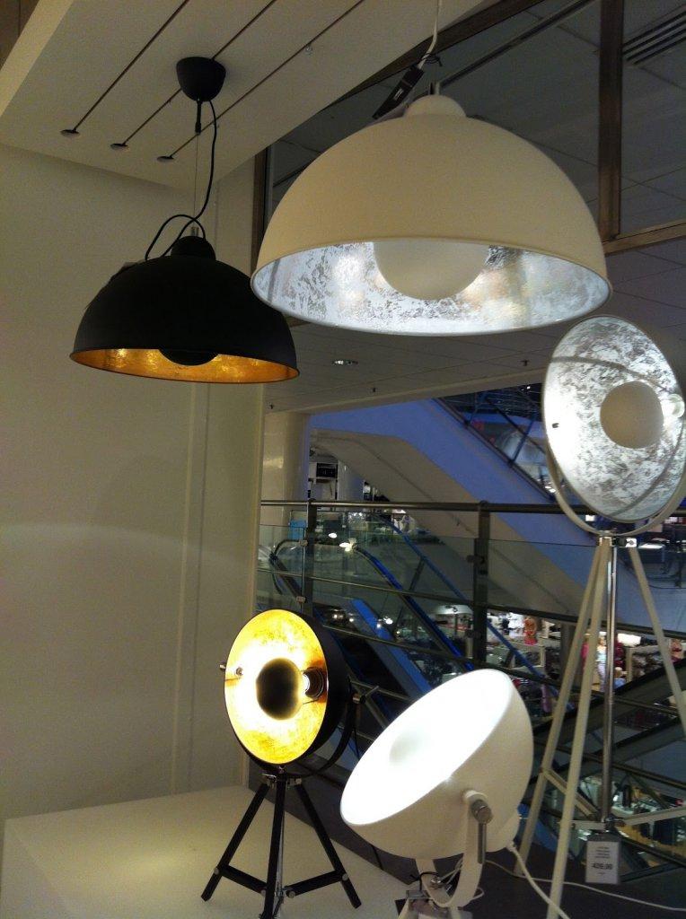 Светильники в скандинавском стиле