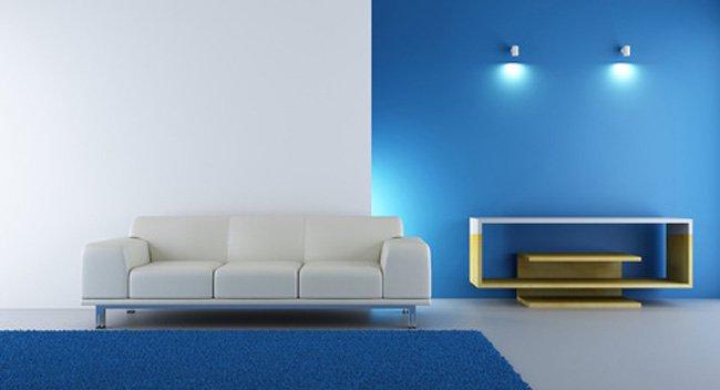 Дизайн интерьера. Психология цвета