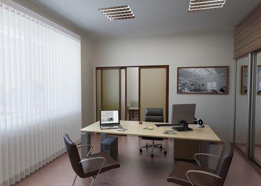 Дизайн офиса и имидж организации