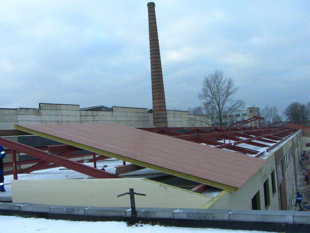 Какой стройматериал подобрать для кровли крыш?