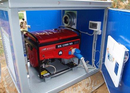 Сложно ли подключить дизельный генератор в домашних условиях?