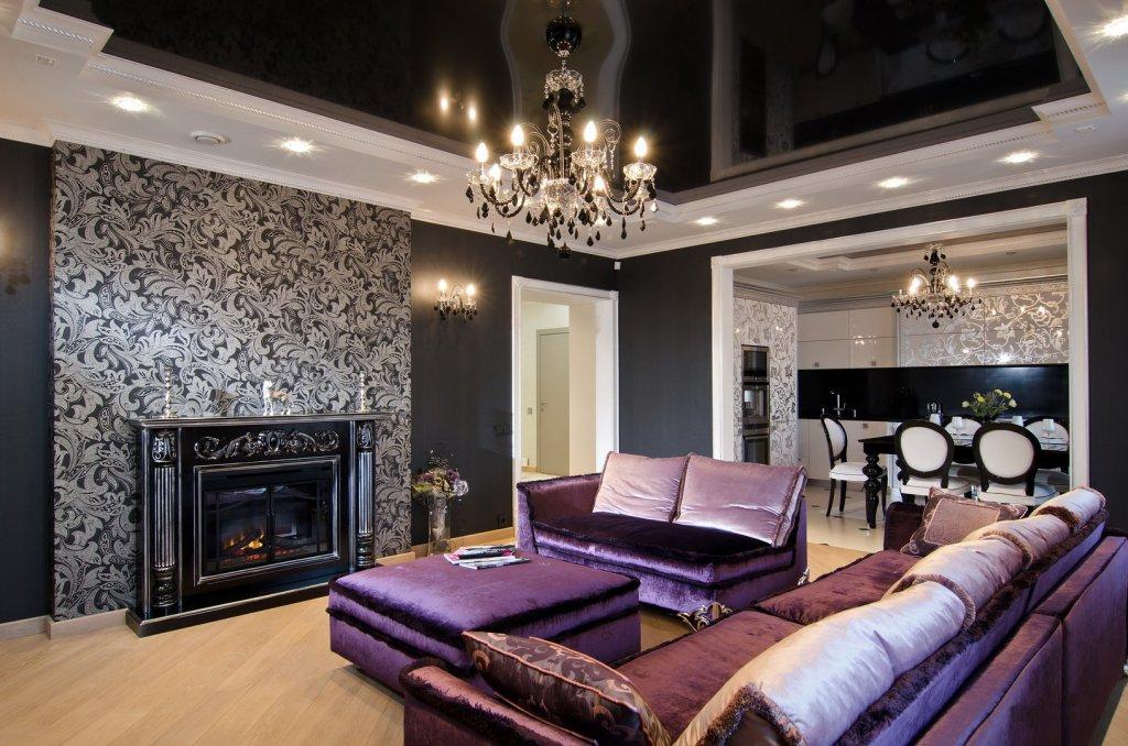 Дизайн помещения стили