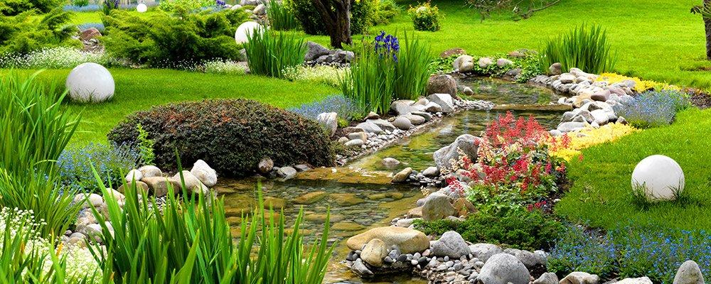 Ландшафтный дизайн сада: советы и рекомендации