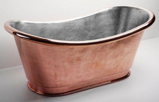 Эволюция сантехники: ванна