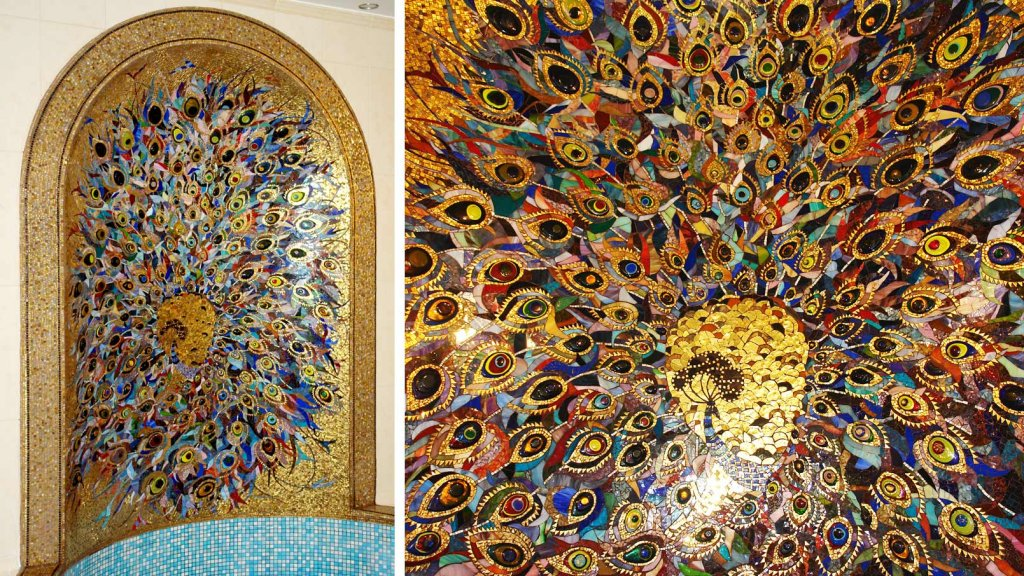 Ее величество мозаика
