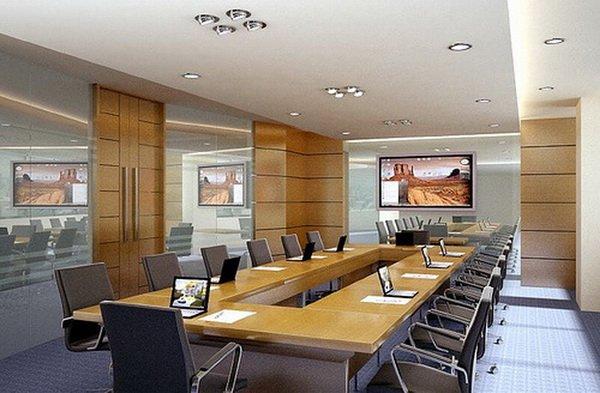 Идеи декорирования интерьера современных офисов