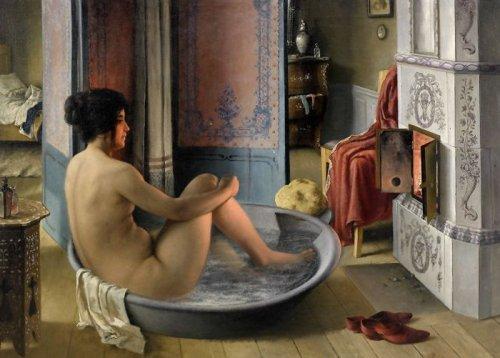Эволюция сантехники: ванна. Продолжение 1