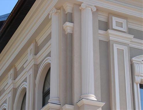 Фасад из пенопласта: не только красиво, но и практично