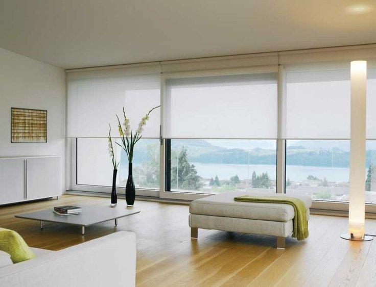 Уют в доме помогут создать шторы