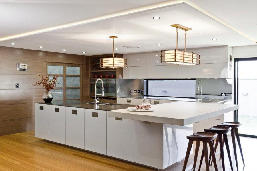Самые актуальные планировки современной кухни
