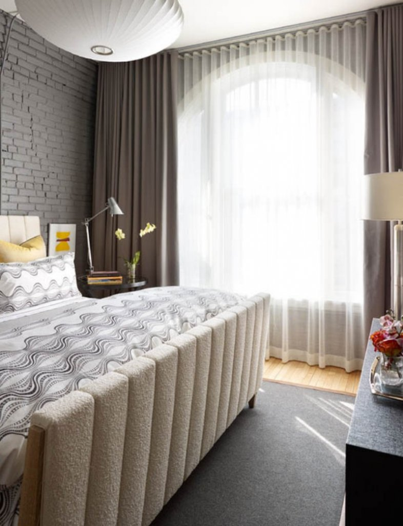 Выбираем шторы для спальни: советы и рекомендации