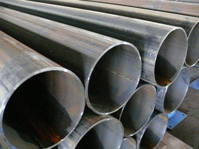 Трубы стальные: виды и область применения