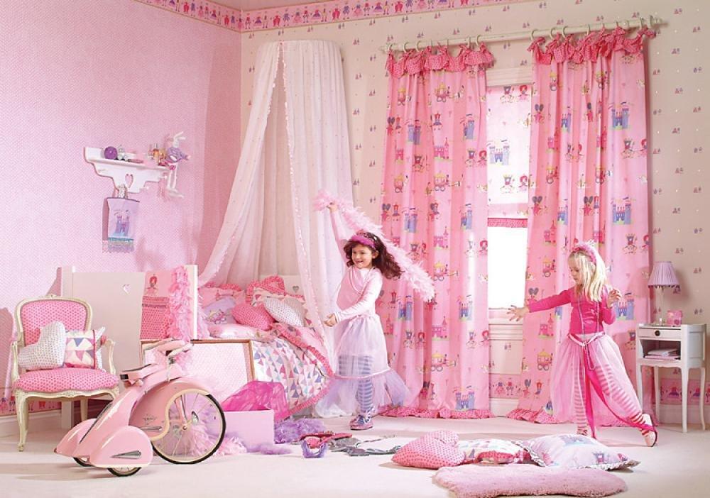 Как выбрать цвет для детской комнаты?