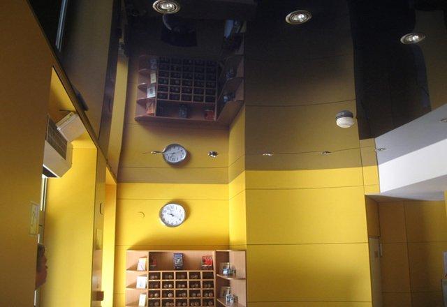 Натяжной потолок: как сделать правильный выбор пленки? Продолжение