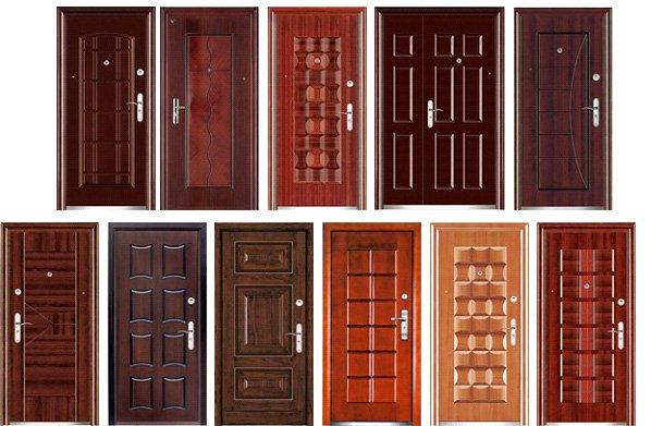 Металлическая входная дверь: все «за» и «против»