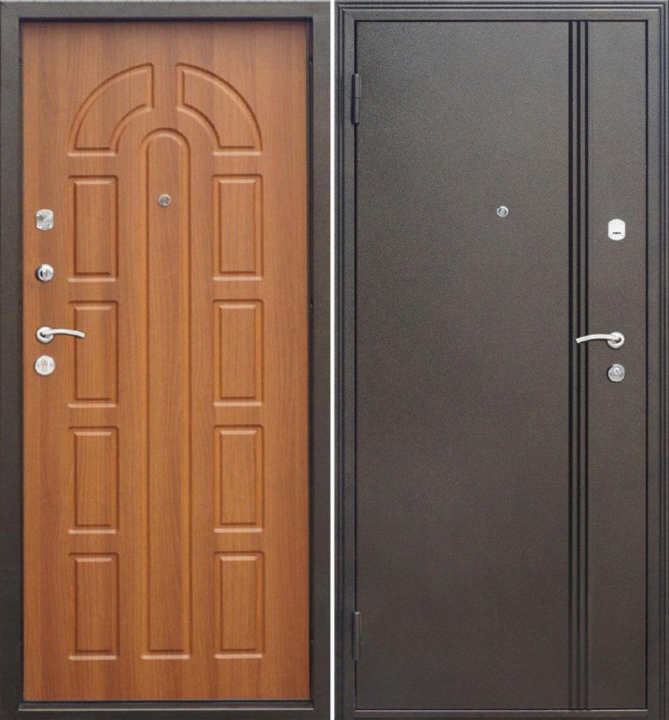 Требования к входным дверям