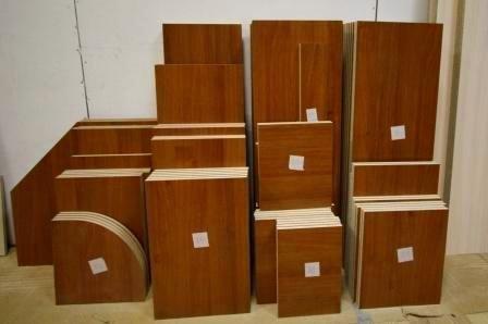 Мебель для офиса: материалы