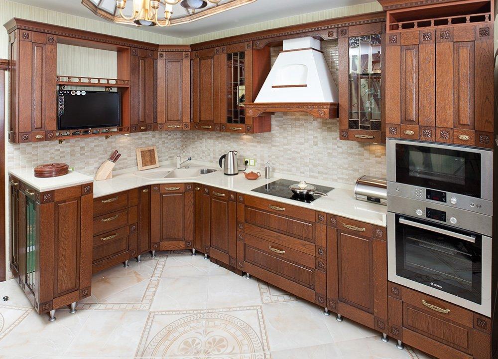 Изготовление кухонь на заказ: кухня — сердце дома