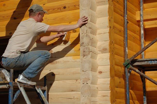 Что следует знать, строя дом из дерева?
