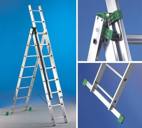 Специальные лестницы – это не только стремянки