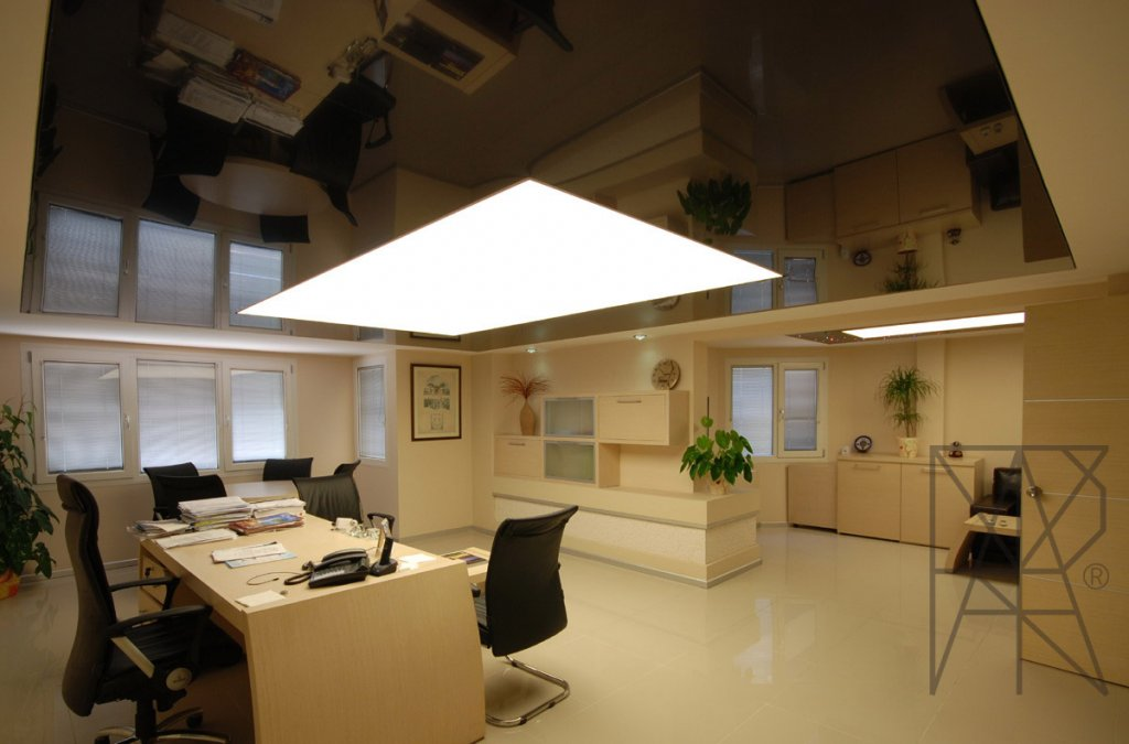 Как сделать ремонт в офисном помещении