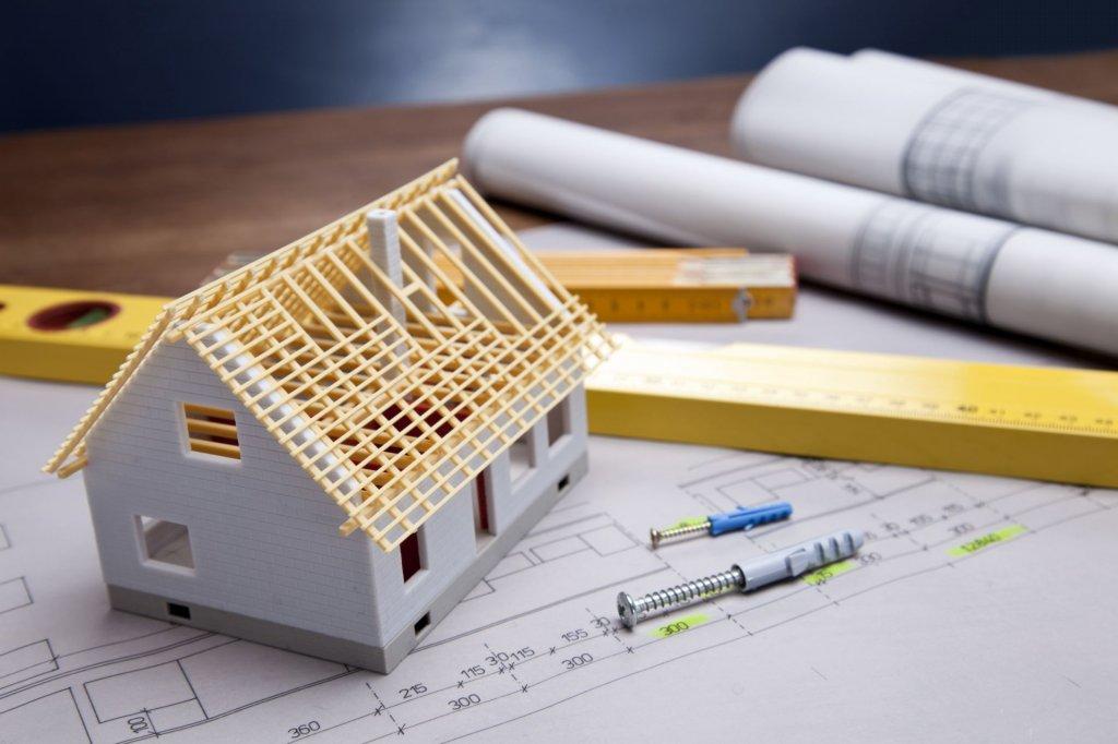 Основные этапы работы при постройке дома