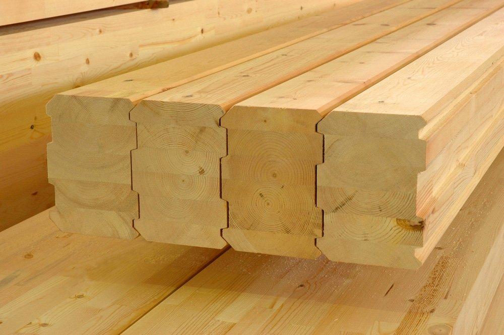 Брус – идеальный строительный материал
