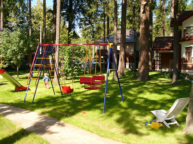 Строения на садовом участке