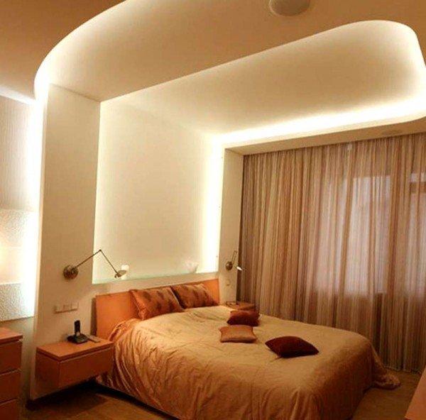 Гипсокартон в интерьере квартиры - стильно и современно