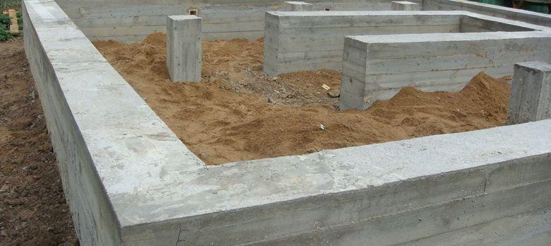 Устройство фундамента для небольшого дома: Часть III