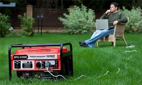 Инверторный генератор – качественное электроснабжение в «полевых» условиях