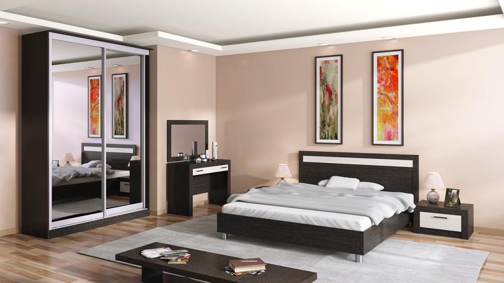 Шкаф-купе в спальню: критерии выбора