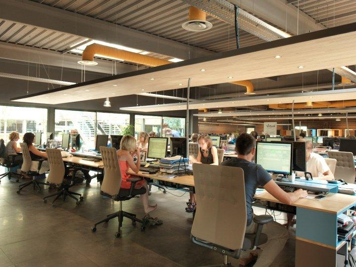 Дресс-код офисного интерьера