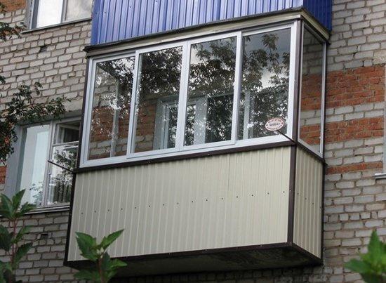 Сравнительная характеристика материалов для наружной отделки балкона. Продолжение