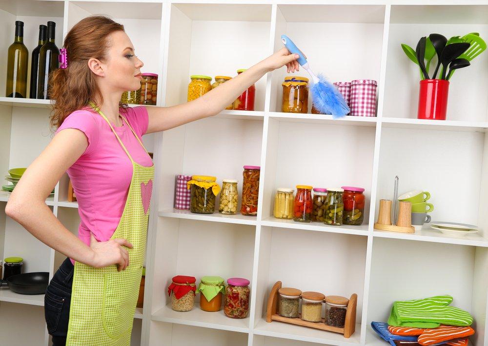 Как  потратить минимум времени на уборку в доме