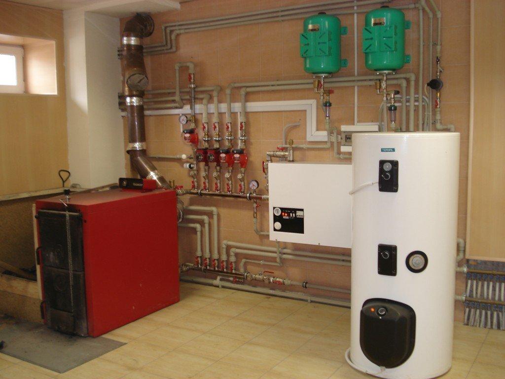 Монтаж отопления в частном доме – тонкости и нюансы