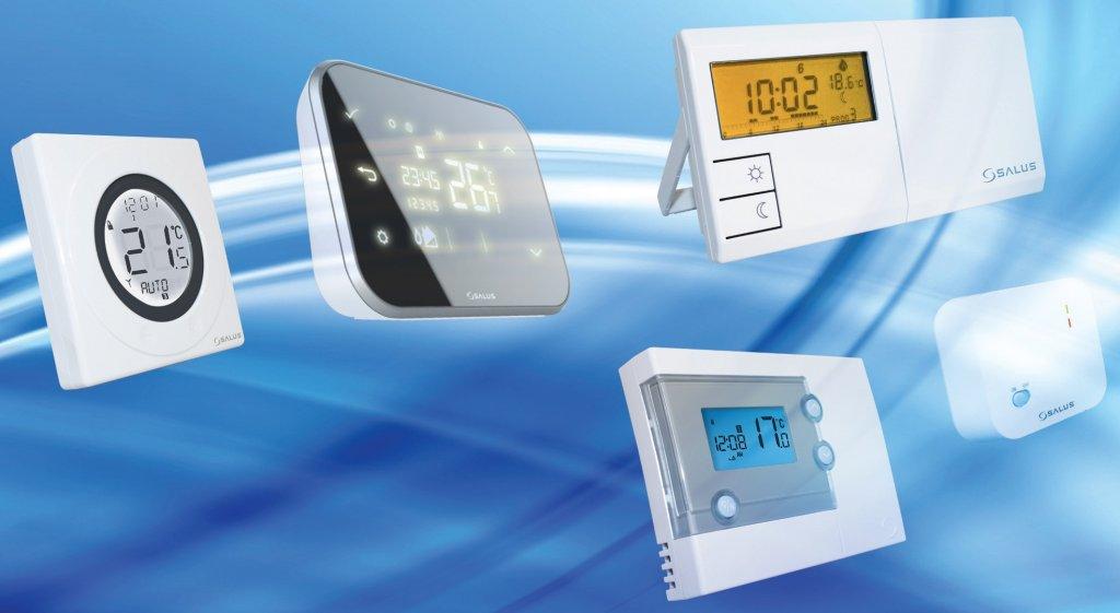 Простое управление работой котла с термостатом