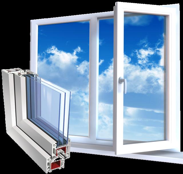 Пластиковые окна – отличное решение для помещений различного назначения