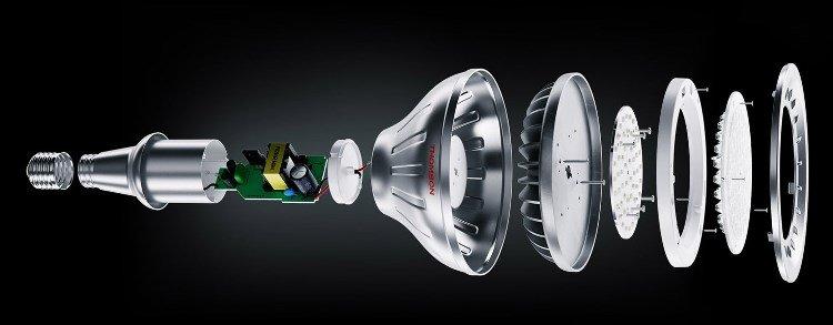 Светодиодные лампы: о главном