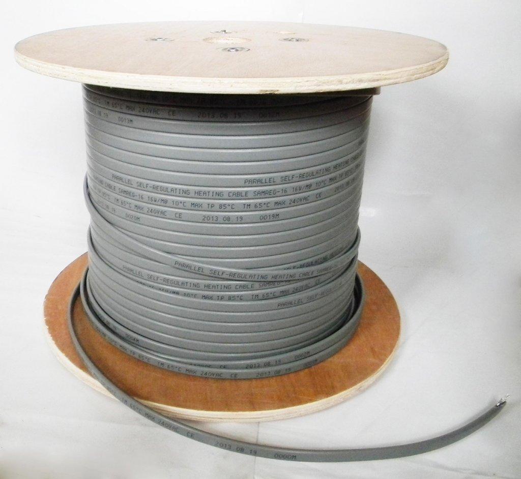 Монтаж саморегулирующегося кабеля для обогрева водопроводных труб