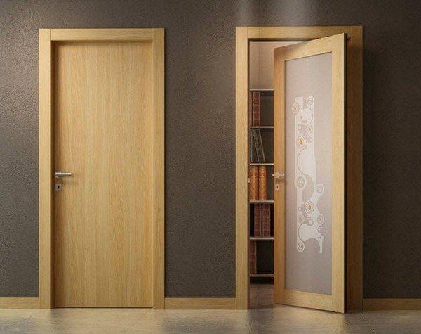 Выбор межкомнатных дверей: основные рекомендации