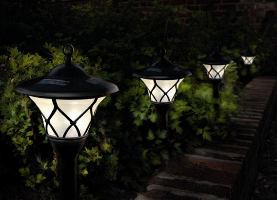 Наружное освещение: основные моменты