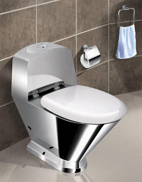 Практичная сантехника для вашей уборной