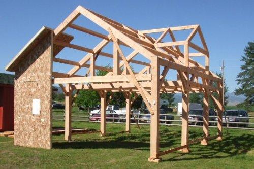 Основные технологии строительства каркасных домов