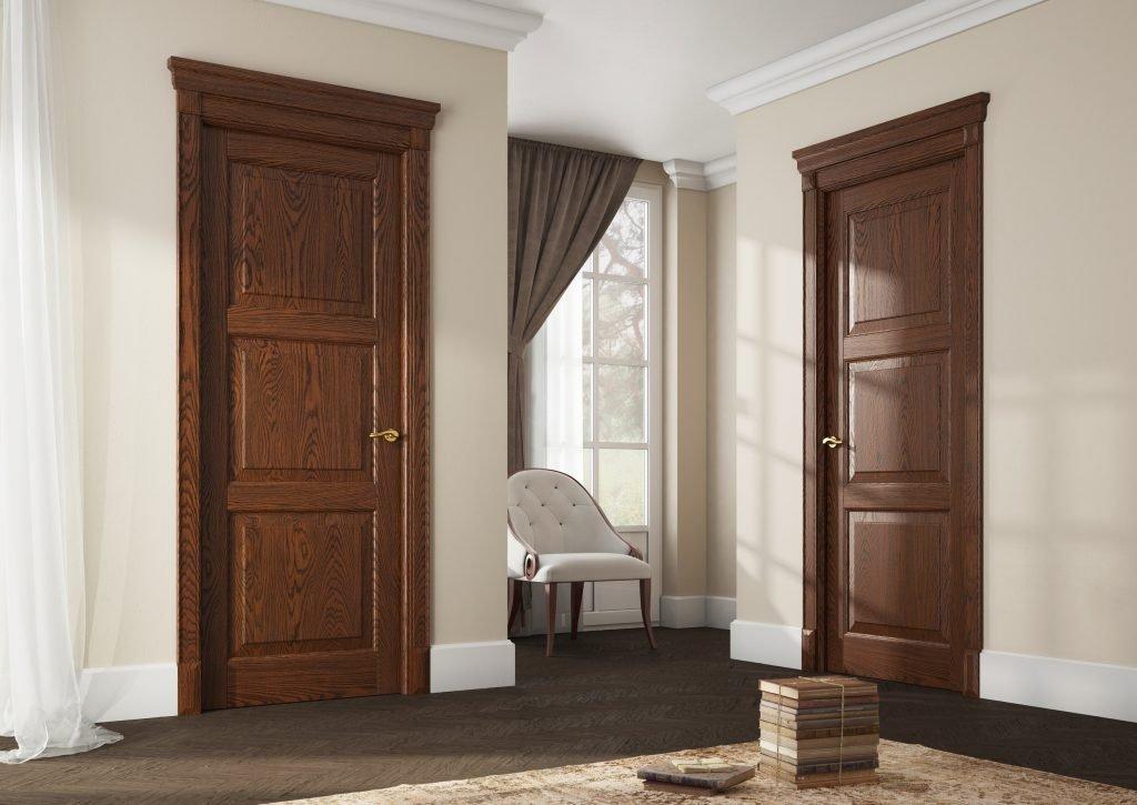 Двери из массива, из шпона, из МДФ, купить Двери в Минске