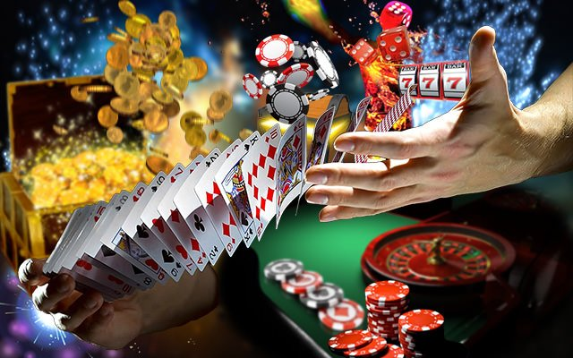 Успех в современных автоматах в казино